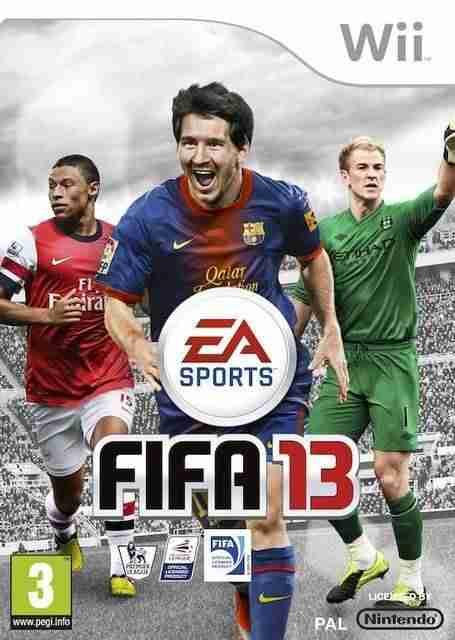 Descargar FIFA 13 [MULTI3][PAL][LIGHT] por Torrent